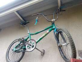 Se vende bicicleta negociable
