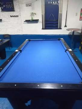 Vendo mesa de billar pool