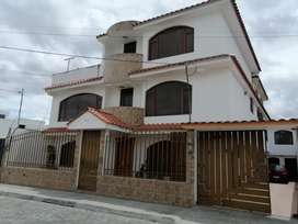 Rento flamante departamento en Latacunga sector urbano Locoa