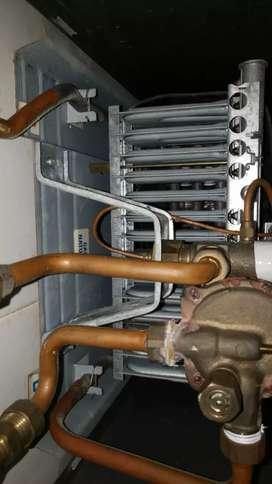 Reparación de equipo de tintorerías o lavandería industrial