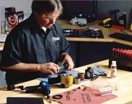 reparacion herramientas neumaticas engrampadora clavadora atornillador