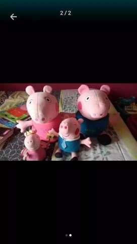 Familia Pepa pig