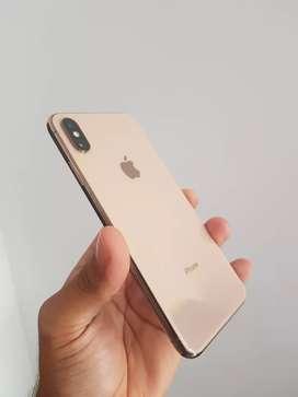Iphone xs max 64g dorado