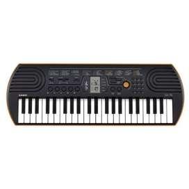 Teclado musical marca Casio SA-76