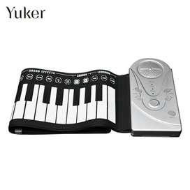 Piano Plegable 49 Teclas