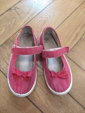 Zapatillas niña talle 31