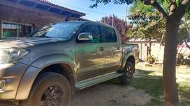Toyota Hilux 2010 SRV 4x2 full impecable 290 mil km reales