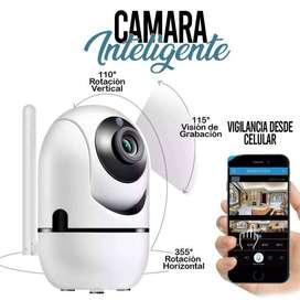 Cámara Inteligente 360 A-20 | D-012