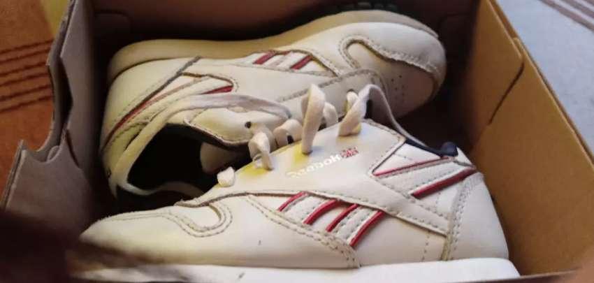 Zapatillas de segunda talla 24 niño 0