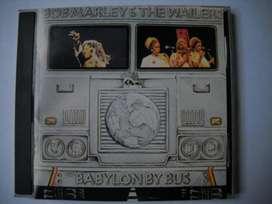 bob marley babylon by bus cd nuevo celofan abierto