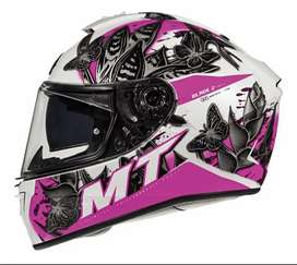 Casco Moto Integral Mt Blade 2 Certificado