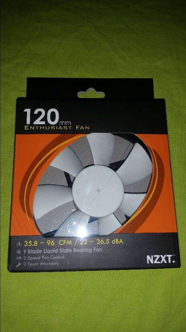NZXT FX 120MM 2600 RPM 0