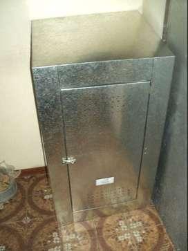 Gabinete para termotanque