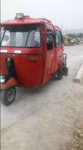 Vendo moto taxi