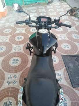 Moto Suzuki gixxer Modelo 2020  cc154