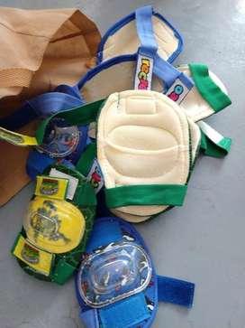 Protección Rodillany Codo Infantil