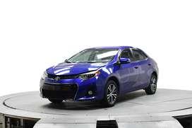 Toyota Corolla 2016 gasolina