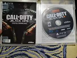 CALL OF DUTY BLACK OFF PS3