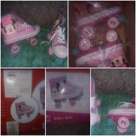 Ventas de patines de niña Disney Minnie