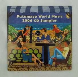 Putumayo world music 2006 cd original