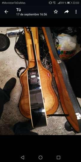 Guitarra folk
