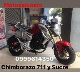 Moto Ranger FS 150cc Panel digital Baja