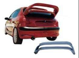 Aleron Peugeot 206 Rally Doble