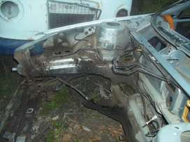 chasis completo peugeot 406 sedan sv 2000 sin cortar!  10.000
