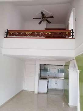 Apartamento tipo penth house