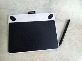Tableta gráfica digitalizadora Wacom Intuos draw
