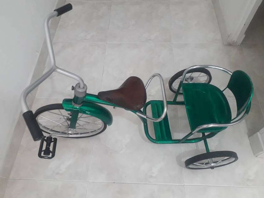 triciclo metalico 0