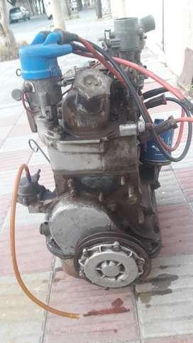 Motor de Fiat 600