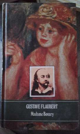 Libro Madame Bovary Flaubert Gustave