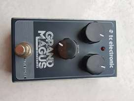 Pedal Grand Magnus (distortion)