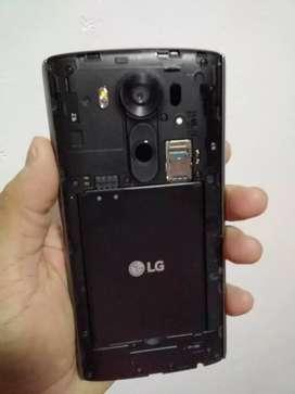Vendo LG v10 quedó en el logo