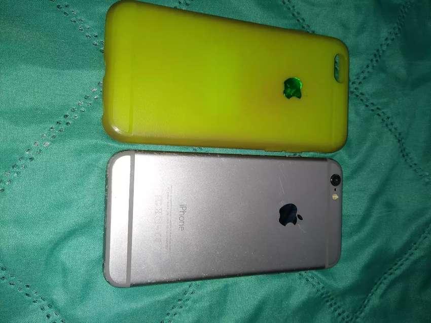 Se vende iphone 6 0