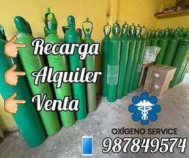 Venta - Recarga - Alquiler 10M3