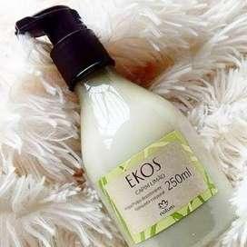 Crema hidratante 250 ml CAPIM LIMÃO NATURA