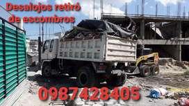 0987_428_405 Servicio y alquiler de volqueta bocado