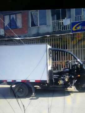 Vendo moto carguero