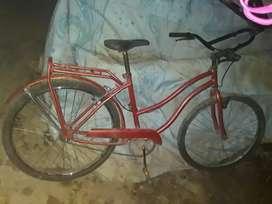 Permuto bici por una mas chics