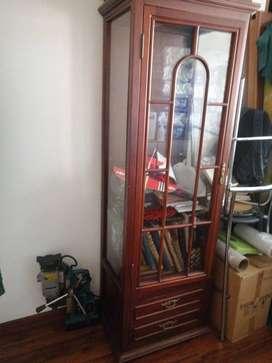 vitrina decorativa