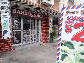 Trabajo de barbero