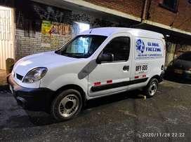 Renault Kangoo modelo 2011 NO PICO Y PLACA
