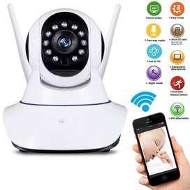 Camara Ip, Wifi, Cámara De Vigilancia, Seguridad.
