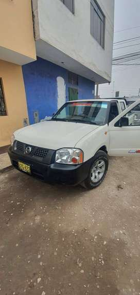 venta carro nissan frontier td27