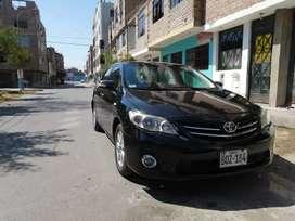 Vendo Toyota Corolla 2011 a tratar