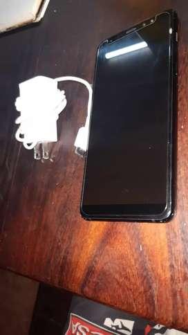 Vendo Samsung A8 Plus, Perfecto estado.