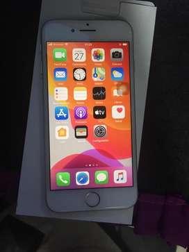 Vendo o cambio iphone 8 flamante de 64 gb