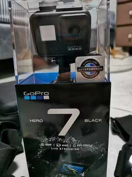 Go Pro Hero 7 Black en remate